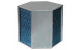 交叉逆流板式熱交換器