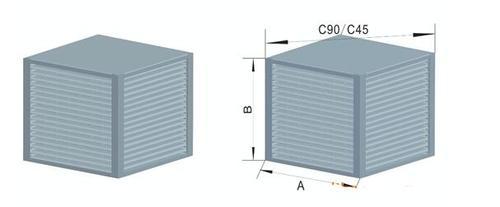 熱交換器規格