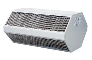 純鋁箔六邊形顯熱交換器