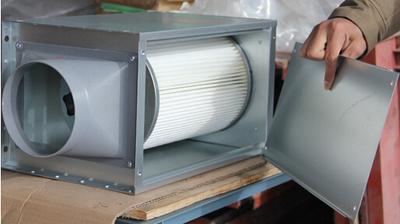 空气过滤箱