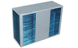 ERB cross flow heat exchanger core